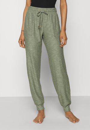 FLEXI CUFF PANT - Pyjama bottoms - soft khaki
