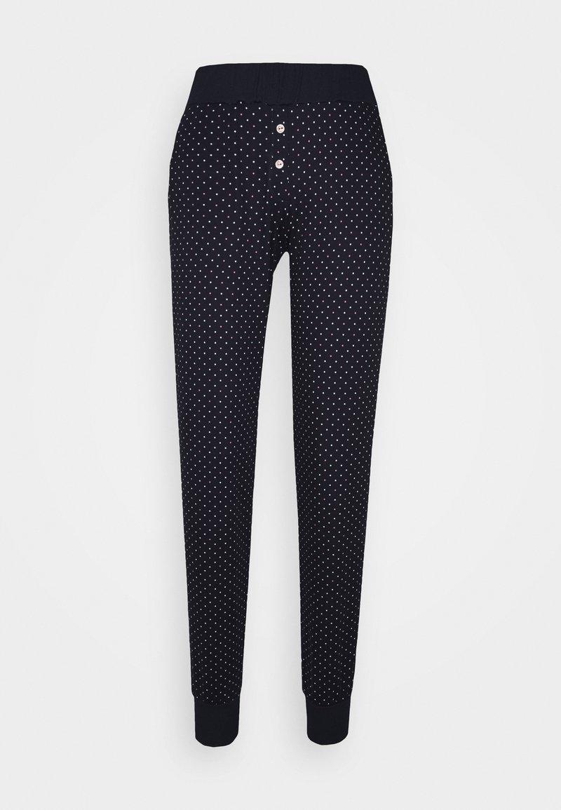 Calida - FAVOURITES DREAMS - Pyjama bottoms - dark lapis blue