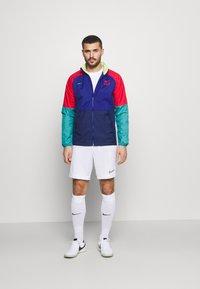 Nike Performance - FC BARCELONA - Club wear - deep royal blue/blue void/oracle aqua - 1
