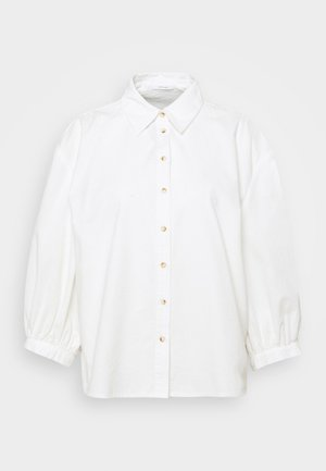 FALINCHEN - Button-down blouse - milk