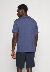 Pier One - Pyjama - blue/dark blue - 2