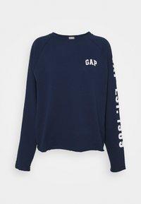 GAP - RAW EDGE - Sweatshirt - elysian blue - 0