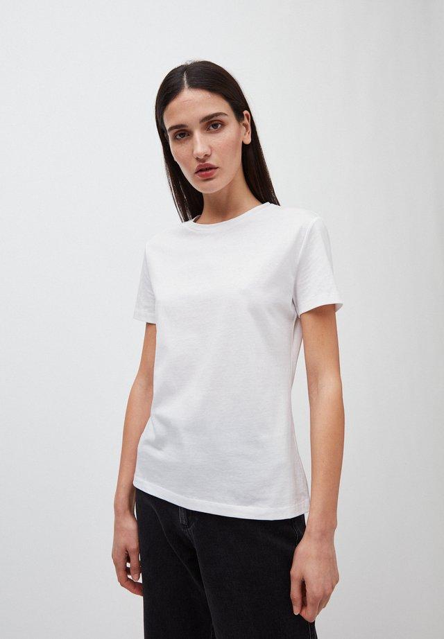 MARAA - Basic T-shirt - white