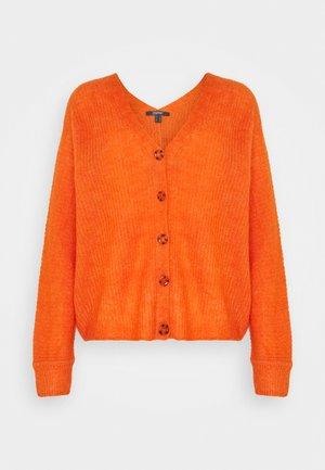 Gilet - rust orange