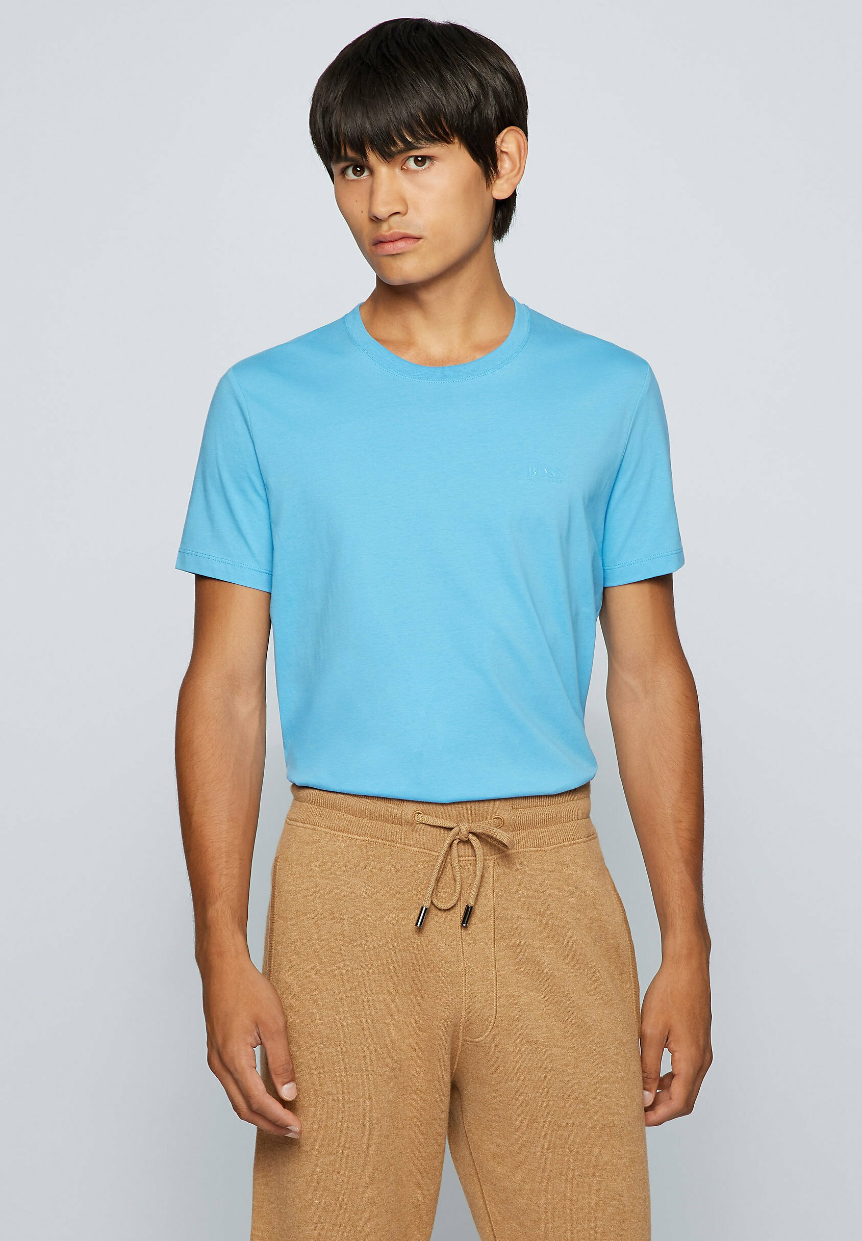 Uomo TIBURT  - T-shirt basic
