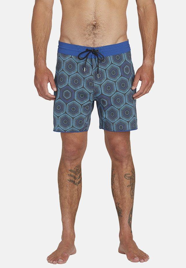 """SUN MEDALLION 16"""" - Shorts da mare - black"""