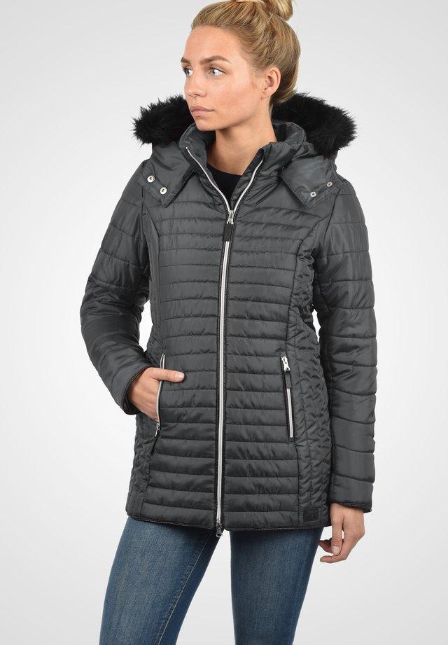 SABIA - Winter coat - anthracite