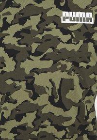 Puma - CORE CAMO TEE - Sports shirt - forest night - 2