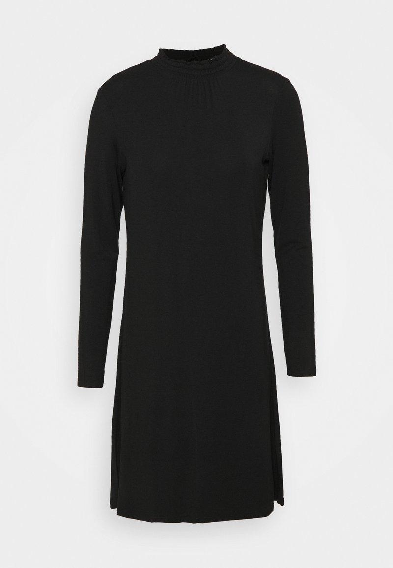 Marks & Spencer London - PLAIN SWING - Žerzejové šaty - black