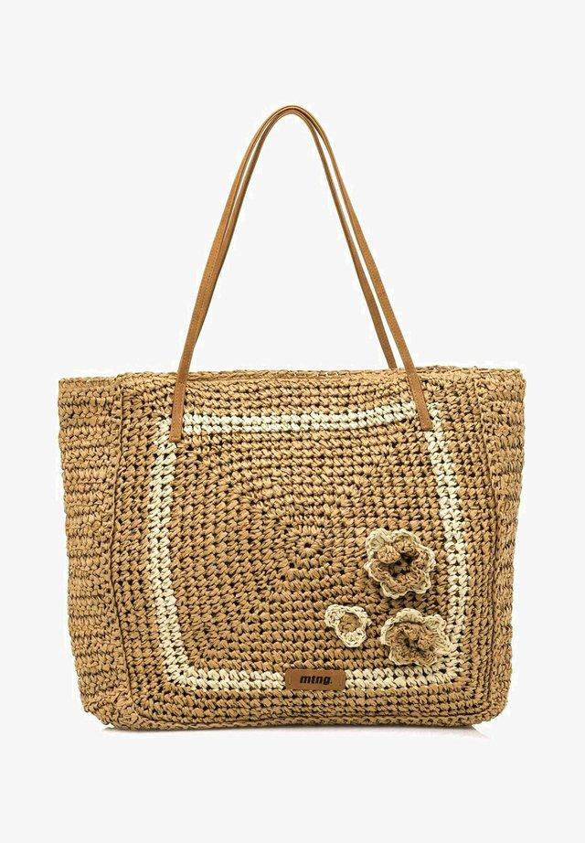 Bolso shopping - sand
