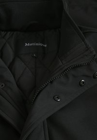 Matinique - Pitkä takki - black - 7