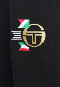 Sergio Tacchini - CAMPIONE PANTS - Teplákové kalhoty - anthracite - 2