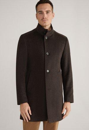 MARON - Short coat - dunkelbraun