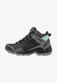 adidas Performance - TERREX EASTRAIL MID GORE-TEX - Outdoorschoenen - grey four/core black/clear mint - 0