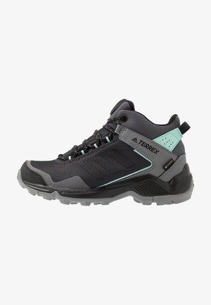 TERREX EASTRAIL MID GORE-TEX - Hiking shoes - grey four/core black/clear mint