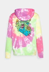 TOXIC HAND HOOD UNISEX - Sweatshirt - multicoloured