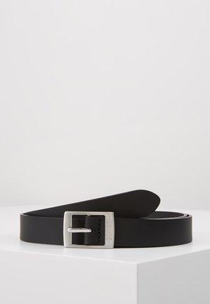 OCTAVIA - Cinturón - black