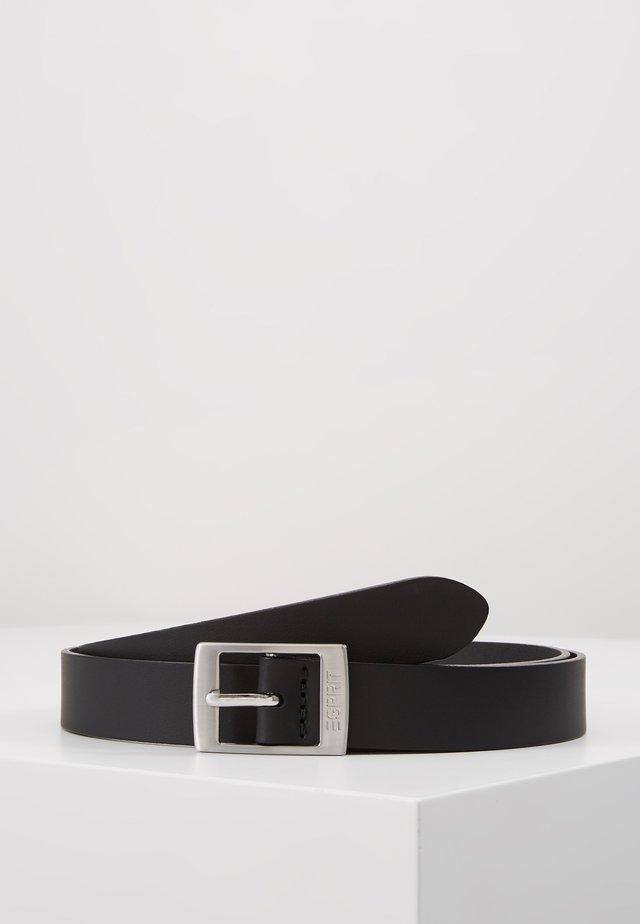 OCTAVIA - Pásek - black