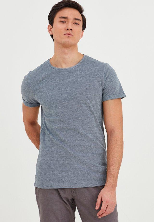 SANFORD - T-shirt basic - dark denim