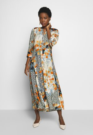 GAIGA - Maxi dress - dark orange