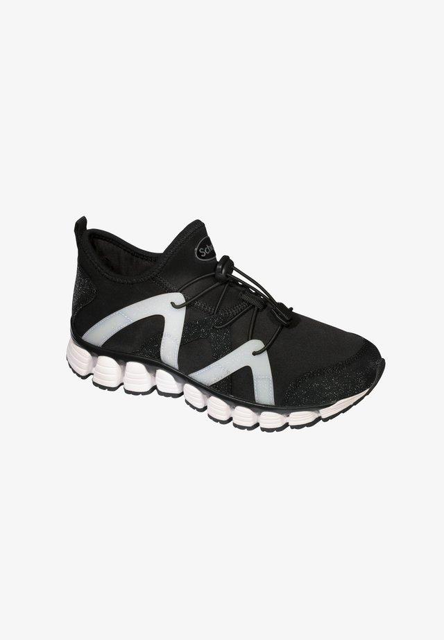 GALAXY ELASTIC - Sneakers laag - black
