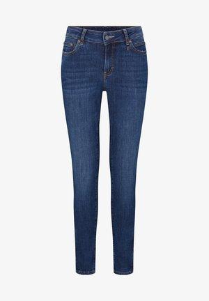 Jeans Skinny Fit - dark denim blue