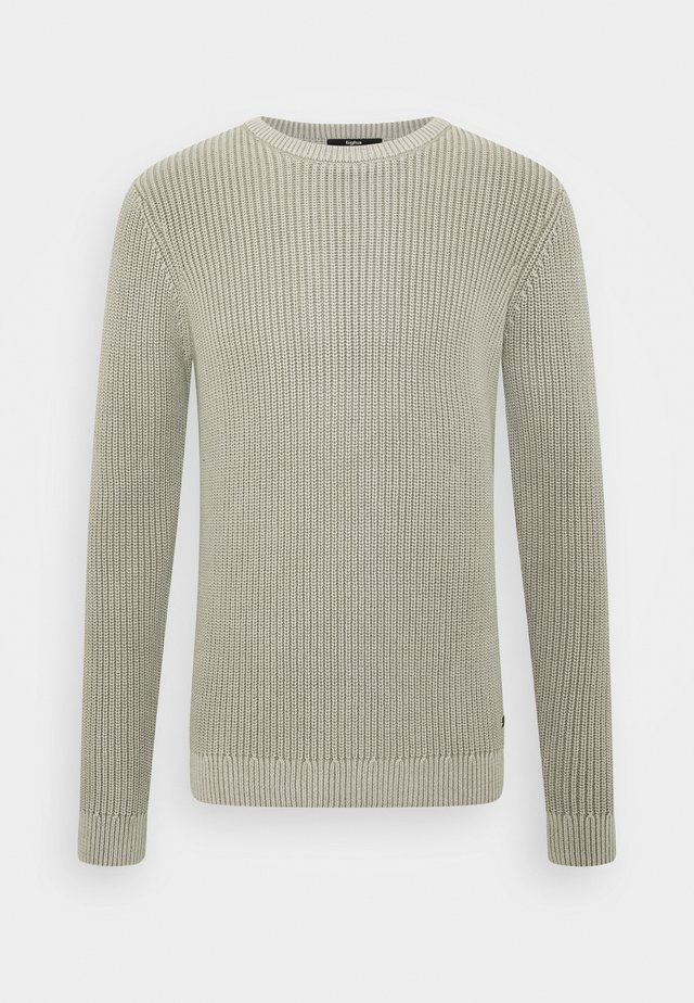 JANNY - Pullover - greige