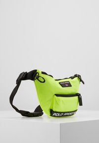 Polo Ralph Lauren - Sac banane - neon yellow - 4