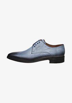 TELLO  - Veterschoenen - jeansblauw