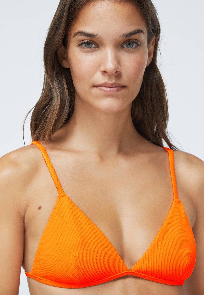 OYSHO - Bikiniöverdel - orange