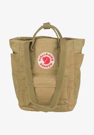 FJÄLLRÄVEN SCHULTERTASCHE KANKEN TOTEBAG MINI POLYESTER 8 LITER  - Tote bag - clay