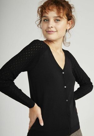 MBLOOMY  - Cardigan - black