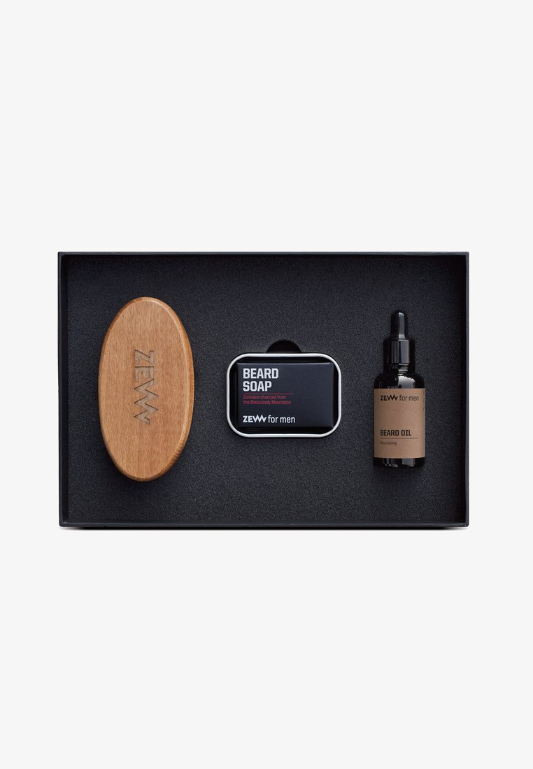 Zew for Men - SIMPLE LUMBERJACK KIT - Skincare set - -