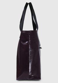 Diesel - Tote bag - dark violet - 2