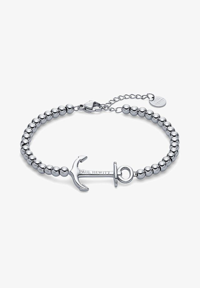 ANCHOR - Bracelet - silver-coloured