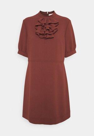 Denní šaty - blushy tan