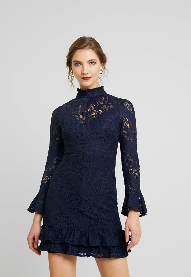 MINUET DRESS - Sukienka koktajlowa - navy