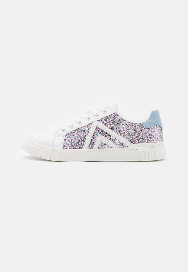 FRAN - Sneakers laag - metallic multicolor
