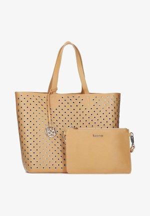STROOMI - Shopper - light brown