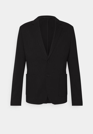AGALTUS - Blazer jacket - black