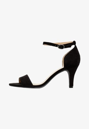 BIAADORE BASIC  - High heeled sandals - black