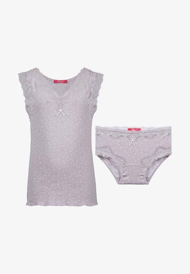 Pyjamas - taupe