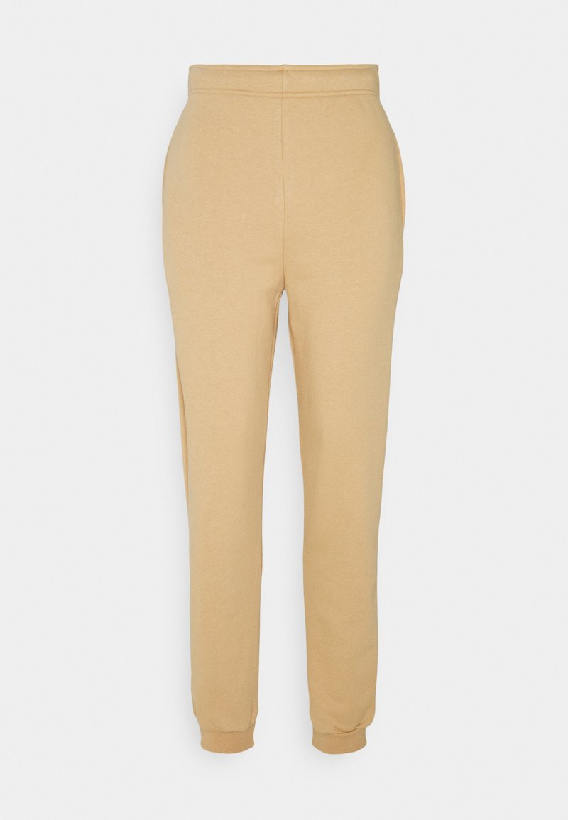 EDITED - RILEY JOGGER - Tracksuit bottoms - beige / karamell