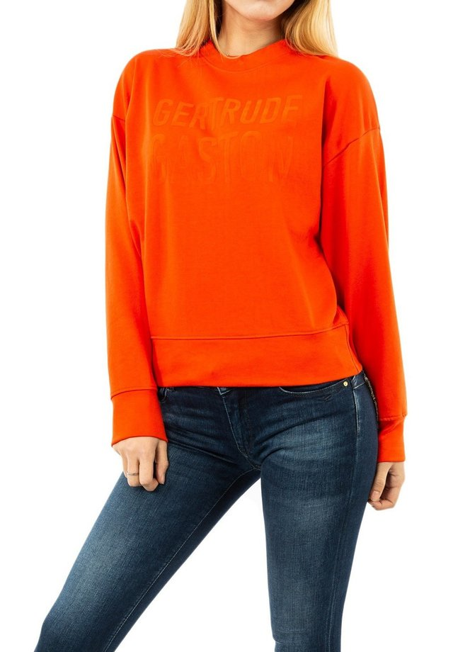 ELLA - Sweatshirt - rouge