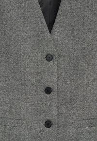 Mango - MILAN - Waistcoat - gris - 7