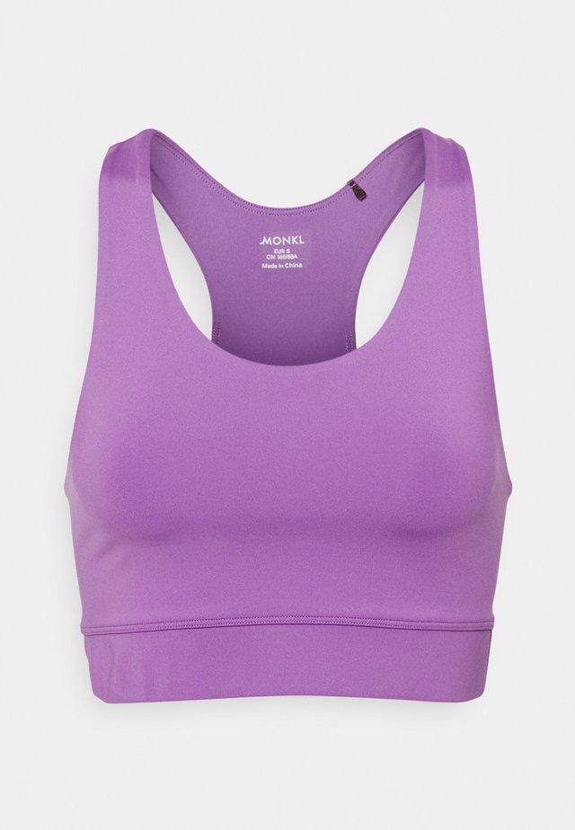 SPORT - Brassières de sport à maintien léger - lilac purple medium