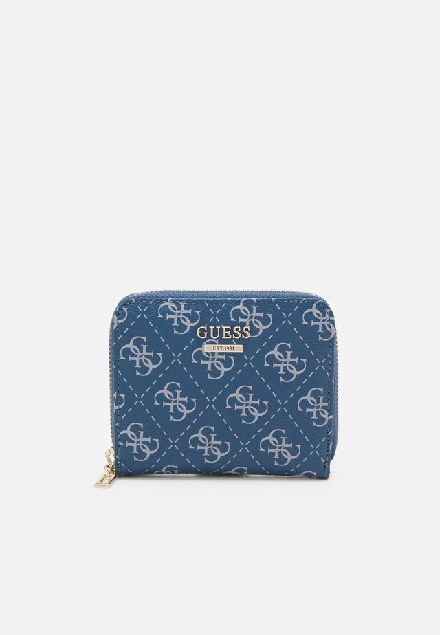 TYREN SMALL ZIP AROUND - Portefeuille - blue