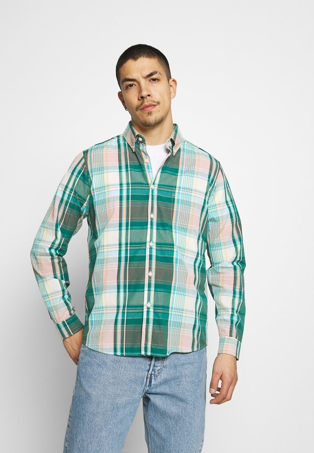 MOD BUTTON DOWN RINCON CHECK - Shirt - multi colour