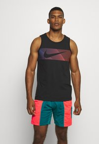 Nike Performance - TANK - Funkční triko - black - 0
