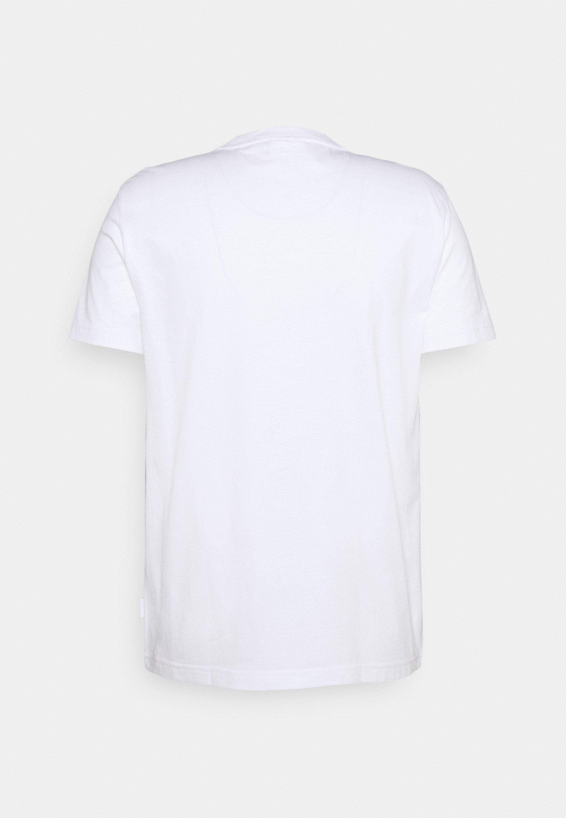 Men TRIPLE CENTER LOGO - Print T-shirt